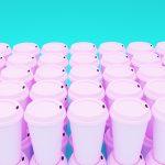 Embalagens plásticas descartáveis e seu uso