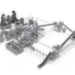 Krones investe no tratamento de águas residuais na reciclagem de plásticos